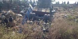 Tai nạn thảm khốc tại Nigeria, ít nhất 12 người thiệt mạng