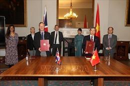 UKVFTA mở ra tương lai tươi sáng trong quan hệ Anh-Việt