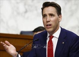 Thượng nghị sĩ đảng Cộng hòa tuyên bố sẽ thách thức kết quả bầu cử tại Quốc hội Mỹ