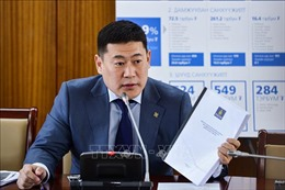 Đảng cầm quyền Mông Cổ đề cử tân Thủ tướng