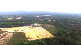 Đồng Nai: Sẽ kiểm tra, xử lý trường hợp gây ô nhiễm môi trường ở xã Xuân Tâm