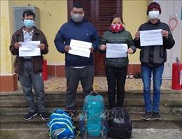Lạng Sơn bắt giữ 4 đối tượng đưa người xuất cảnh trái phép