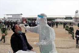 Doanh nghiệp ở Quảng Ninh chủ động xét nghiệm COVID-19 cho người lao động