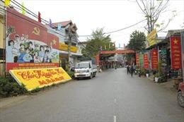 Công nhận huyện Thạch Thất hoàn thành nhiệm vụ xây dựng nông thôn mới