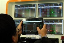 Cổ phiếu vốn hóa lớn bứt phá, VN - Index tăng hơn 40 điểm