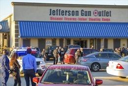 Nổ súng tại bang Louisiana ở Mỹ, 3 người thiệt mạng