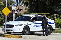 Hai đặc vụ FBI thiệt mạng khi khám xét nhà một nghi phạm