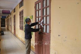Học sinh Quảng Bình nghỉ Tết sớm để phòng tránh dịch COVID-19