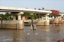 Đề phòng xâm nhập mặn các tỉnh Đồng bằng sông Cửu Long tăng cao