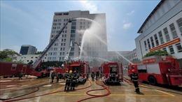 Ký kết phối hợp phòng cháy chữa cháy giữa 7 tỉnh, thành phố phía Nam