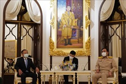 Thủ tướng Thái Lan đề cao Quan hệ Đối tác chiến lược với Việt Nam