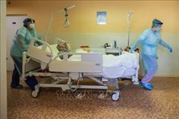 Người Việt tại CH Séc nêu gương trong phòng chống dịch COVID-19
