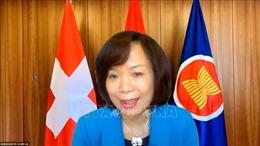 Hội thảo trực tuyến về thị trường Việt Nam tại Thụy Sĩ