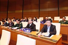Quốc hội tiến hành quy trình bầu Chủ tịch Quốc hội, Chủ tịch Hội đồng Bầu cử Quốc gia