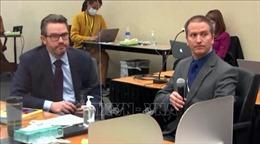 Cựu cảnh sát Derek Chauvin không ra điều trần tại phiên xét xử