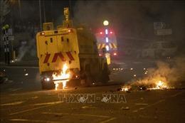Bạo loạn bùng phát tại thành phố Belfast (Anh)