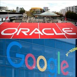 Google thắng Oracle trong vụ kiện bản quyền