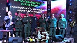 Hội CCB Việt Nam tại LB Nga kỷ niệm Ngày Thống nhất đất nước và Quốc tế Lao động