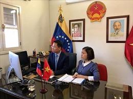 Thúc đẩy hợp tác kinh tế thương mại giữa Việt Nam và Venezuela