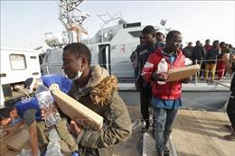 Giải cứu 172 người ngoài khơi Libya