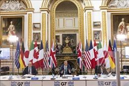 Hội nghị Ngoại trưởng G7: Các nước cam kết mở rộng sản xuất vaccine ngừa COVID-19