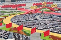 Lễ kỷ niệm trọng thể 100 năm thành lập Đảng Cộng sản Trung Quốc