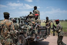 Xung đột tại Nam Sudan khiến hàng chục binh sĩ thiệt mạng