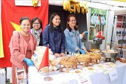 Việt Nam tham dự Lễ hội đoàn kết của Đảng Lao động Bỉ