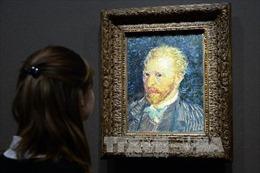 Trưng bày tác phẩm chưa từng lộ diện của danh họa Van Gogh