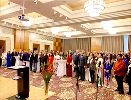 Quan hệ hữu nghị truyền thống giữa Việt Nam và Slovakia phát triển toàn diện