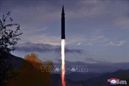 Triều Tiên xác nhận bắn thử tên lửa siêu thanh mới