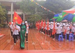 Trên 320.000 học sinh Quảng Ninh nô nức dự khai giảng năm học mới