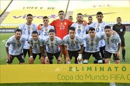 Sự cố hi hữu khiến trận đấu giữa Brazil và Argentina bị hoãn