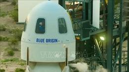 Blue Origin hoãn chuyến bay đưa diễn viên William Shatner lên không gian