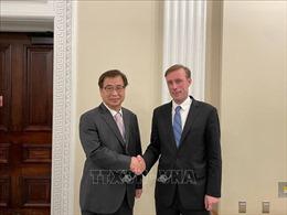Mỹ-Hàn khẳng định nỗ lực đưa Triều Tiên trở lại bàn đàm phán
