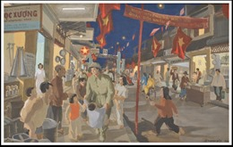 Triển lãm trực tuyến 'Ký ức Hà Nội'mừng ngày Giải phóng Thủ đô