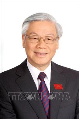Tổng Bí thư, Chủ tịch nước Nguyễn Phú Trọng và Tổng Bí thư, Chủ tịch nước Trung Quốc Tập Cận Bình gửi thư chúc mừng năm mới Kỷ Hợi