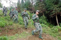 Lính biên phòng An Giang chắc tay súng trên dải biên cương phía Tây Nam của Tổ quốc