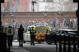 Sân bay và nhà ga thủ đô London nhận bom thư