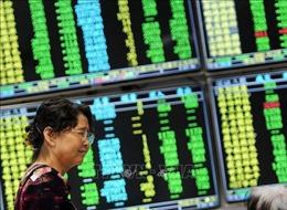 Thị trường chứng khoán châu Á tiếp tục tăng điểm