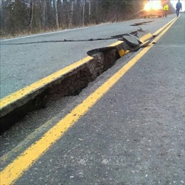 Động đất cường độ 7 làm rung chuyển thành phố Anchorage ở Mỹ