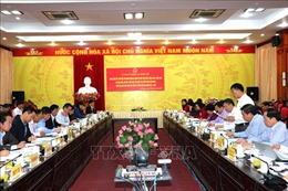 Hà Giang đề xuất bổ sung vốn đầu tư xây dựng hồ treo chứa nước cho 4 huyện