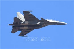 Ấn Độ xây dựng các hầm chứa máy bay chiến đấu gần biên giới Trung Quốc và Pakistan