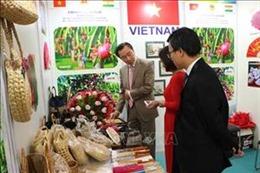 Việt Nam lần đầu tiên tham gia Hội chợ triển lãm Leipzig tại Đức