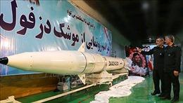 Tên lửa đạn đạo đời mới của Iran tầm bắn 1.000km