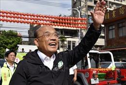 Đài Loan (Trung Quốc) có lãnh đạo hành pháp mới