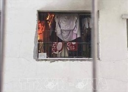Hà Nội: Cháy tại tầng 31 khu chung cư Linh Đàm, nhiều cư dân hoảng loạn