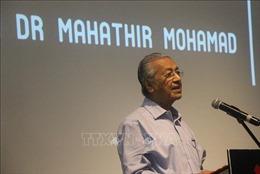 Thủ tướng Malaysia đề xuất Đông Á sử dụng đồng tiền chung trong thương mại