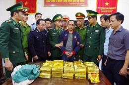 Hà Tĩnh triệt phá đường dây ma tuý 'khủng', thu giữ 294 kg ma túy đá