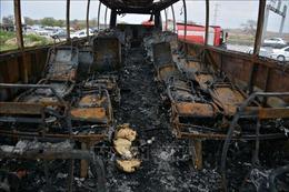 Nổ đường ống dẫn khí ga, 5 người thiệt mạng